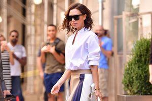 5 món đồ siêu đơn giản được Victoria Beckham 'nâng tầm' thành công