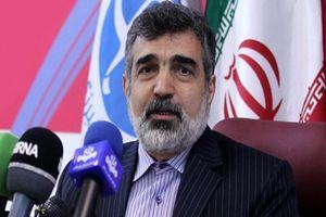 Iran tuyên bố sẵn sàng nâng công suất làm giàu urani