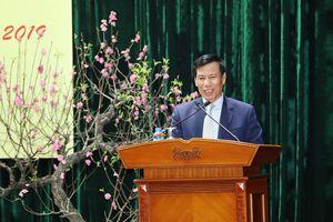 Bộ trưởng Nguyễn Ngọc Thiện gặp mặt và chúc Tết Nguyên đán Kỷ Hợi 2019
