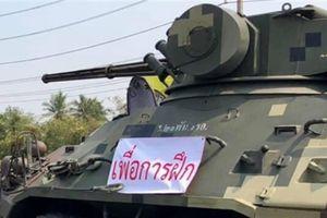 Thái Lan bác bỏ tin đồn có đảo chính