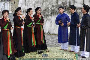 Sắc màu văn hóa Bắc Giang giữa lòng Thủ đô Hà Nội