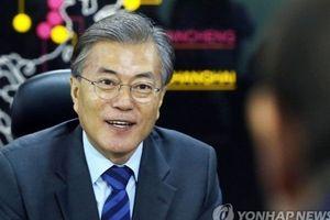 Tỷ lệ ủng hộ Tổng thống Hàn Quốc tăng trở lại hơn 50%