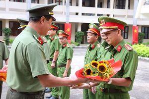 Bộ Công an khen thưởng các đơn vị phá nhanh vụ cướp trạm thu phí