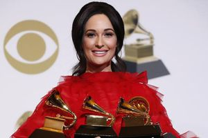 Các nữ ca sĩ và nhạc hip-hop chiếm lĩnh giải thưởng âm nhạc Grammy