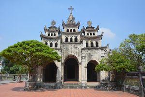 Một di sản kết hợp kiến trúc Đông Tây