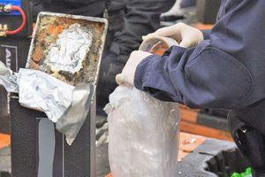 Cảnh sát Mỹ phát hiện lượng ma túy đá kỷ lục 1,7 tấn