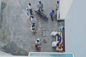 Thừa Thiên - Huế: Rơi từ tầng lầu bệnh viện xuống đất, cô gái trẻ tử vong thương tâm