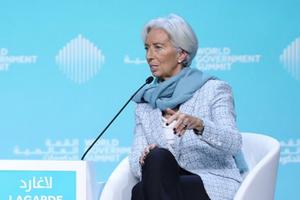 Tổng Giám đốc IMF: Bão kinh tế toàn cầu có thể xảy ra bất cứ lúc nào