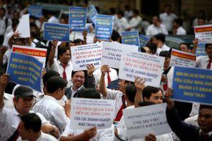 Đại chiến Vinasun - Grab: Viện KSND cấp cao tại TP.HCM kháng nghị bản án sơ thẩm