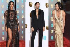 Loạt sao nữ đọ độ gợi cảm trên thảm đỏ BAFTA