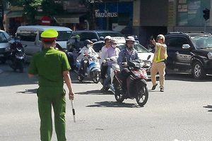 Đà Nẵng: Tết Kỷ Hợi, lập biên bản hơn 320 trường hợp không đội mũ bảo hiểm