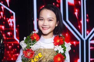 Hà Quỳnh Như: Từ 'cô bé dân ca' đến Quán quân Giọng hát Việt nhí
