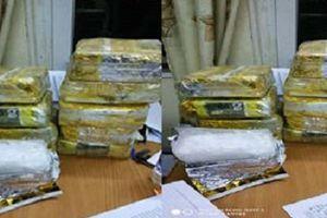 Vận chuyển thuê 10kg ma túy từ Lào về Việt Nam để lấy tiền công 200 triệu đồng