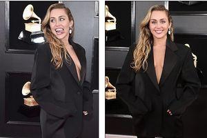 Lady Gaga gợi cảm, Miley Cyrus hở bạo, Cardi B làm lố trên thảm đỏ Grammy 2019