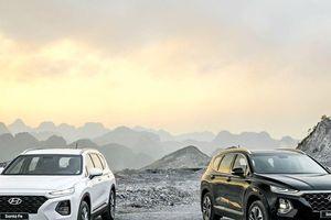 Hyundai SantaFe 2019 đạt doanh số ấn tượng sau ít ngày ra mắt