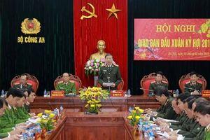 Đại tướng Tô Lâm: Kiên quyết ngăn chặn tham nhũng vặt trong lực lượng CA