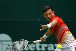 Vì mục tiêu lọt top 300 ATP, Lý Hoàng Nam phải ăn Tết xa nhà