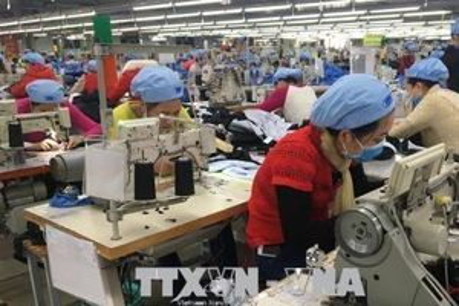Hơn 5.200 công nhân Công ty Cổ phần Dệt may Huế trở lại làm việc sau Tết