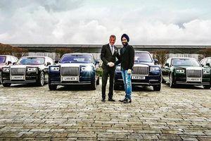Hé lộ danh tính đại gia mua liền lúc 6 chiếc Rolls-Royce