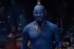 Thần đèn Will Smith xuất hiện đầy tranh cãi trong clip mới nhất của 'Aladdin' phiên bản live-action