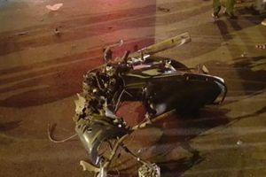 Quảng Trị: Sau va chạm xe đầu kéo khiến 3 người thương vong