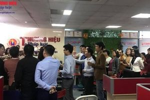TW Hội Nghệ nhân và Thương hiệu Việt Nam chúc Tết TCĐT Thương hiệu và Pháp luật
