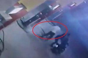 Vụ giết nhân viên cây xăng: Nghi can cướp 6 triệu đồng của nạn nhân