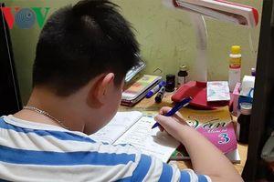 Sau Tết, cách nào để trẻ hào hứng học tập trở lại