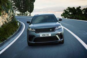 Range Rover ra mắt Velar SVAutobiography Dynamic Edition