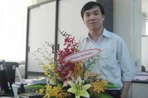 Kẻ chém chết cha ruột ở Nghệ An đâm phải cột điện khi bỏ chạy