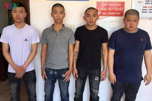 Bắt 5 đối tượng liên quan vụ thanh niên bị đâm chết tại Lâm Đồng