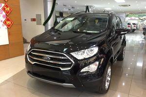 Sau kỳ nghỉ Tết, Ford EcoSport giảm mạnh tới 40 triệu đồng