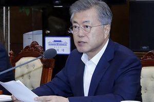 Tổng thống Hàn Quốc lạc quan về cuộc gặp thượng đỉnh Mỹ - Triều Tiên tại Hà Nội