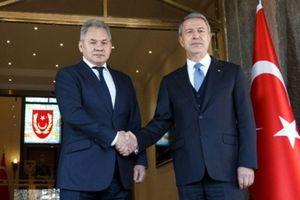Nga, Thổ Nhĩ Kỳ đồng ý hợp tác quân sự ở Syria
