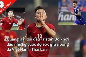 Xem Quang Hải đối đầu đội bóng Thái Lan Bangkok Utd