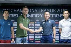 Bangkok Utd đòi đánh bại 'tuyển Việt Nam thu nhỏ' ở Thammasat