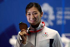 'Nữ hoàng' bơi lội Nhật, VĐV giỏi nhất Asiad 18 bị bệnh nan y