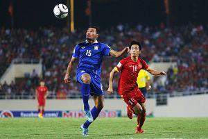 Đối đầu đội tuyển Việt Nam - Thái Lan thu nhỏ ở cúp Châu Á