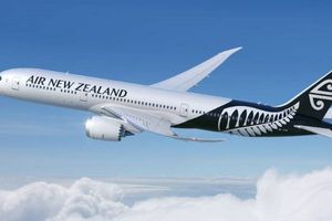 Máy bay New Zealand đến TQ phải quay đầu vì căng thẳng chính trị?