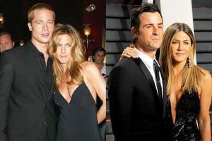Người yêu cũ đồng loạt đến dự tiệc sinh nhật của Jennifer Aniston