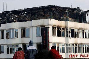 Ấn Độ: Cháy khách sạn, 17 người thiệt mạng không phải vì lửa thiêu