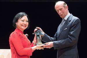 Bức ảnh 'Em bé Napalm' được trao Giải thưởng Hòa bình