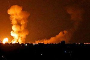 Israel bất ngờ không kích vào khu vực có S-300