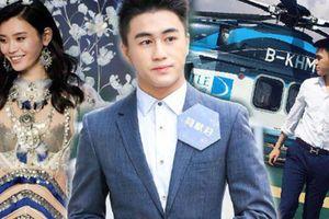 Nhan sắc 'nữ hoàng nội y' xứ Trung đang hẹn hò với cậu ấm vua sòng bài Macau