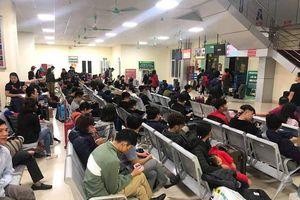 Hàng vạn người dân Nghệ An ra Bắc vào Nam để làm việc sau nghỉ Tết
