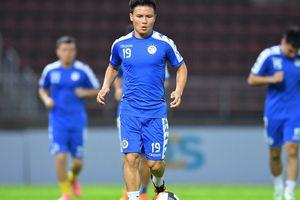 Hà Nội - Bangkok United: Chờ Quang Hải đấu tuyển Thái 'thu nhỏ'
