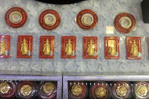 USD và vàng cùng tăng giá trước ngày vía Thần Tài
