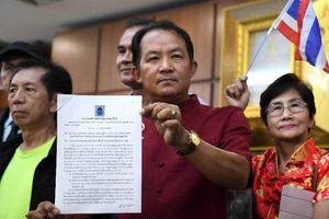 Tin đồn đảo chính phủ bóng Thái Lan