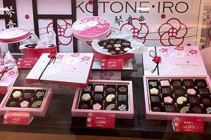 Phụ nữ Nhật Bản phản đối nghĩa vụ tặng chocolate cho đồng nghiệp nam ngày Valentine