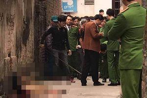 Hưng Yên: Mâu thuẫn cá nhân, em vợ đâm anh rể tử vong